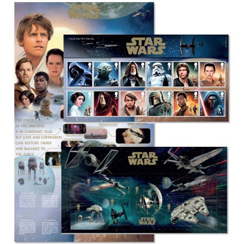 Star Wars Presentation Pack
